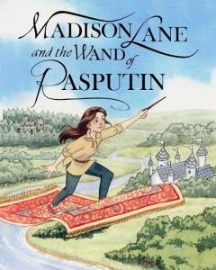 Madison Lane Cover Illustration by Sandra Salsbury