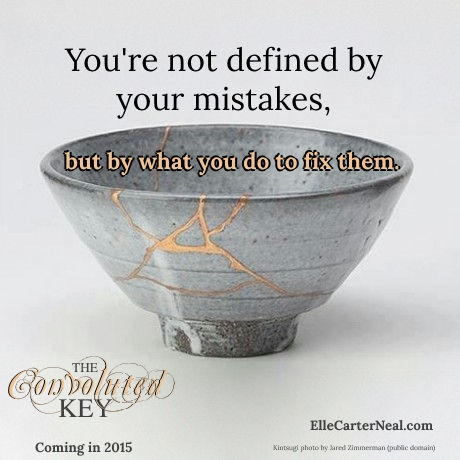 Not Defined by Mistakes